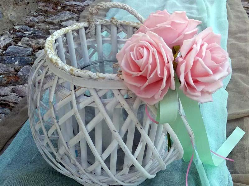 Γάμος «Μέντα – Ροζ»