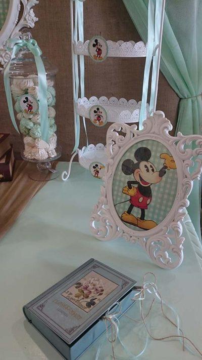 Retro Mickey 1392