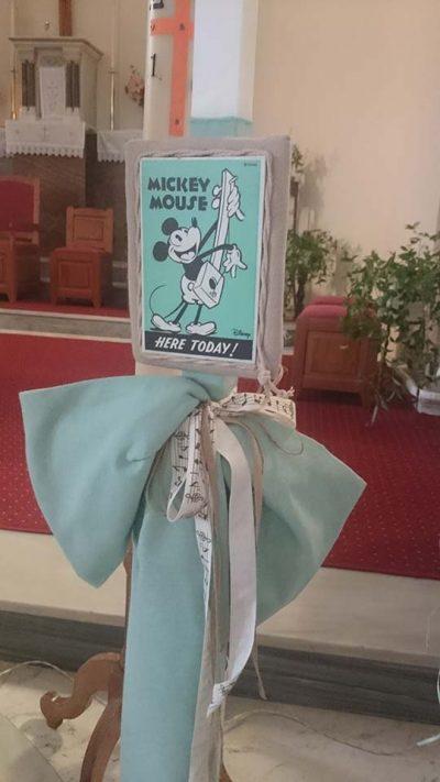 Retro Mickey 1438
