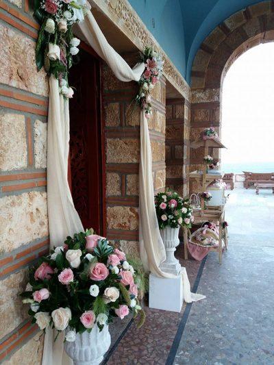 Maragos Crations Gamos Pink Roses1