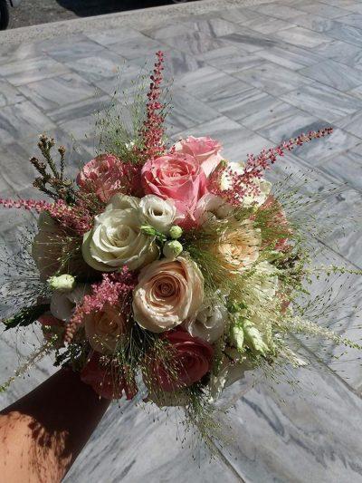 Maragos Crations Gamos Pink Roses11