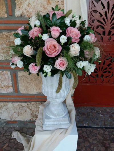 Maragos Crations Gamos Pink Roses12