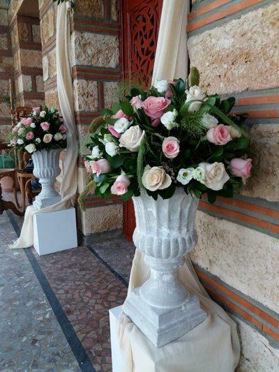 Maragos Crations Gamos Pink Roses4