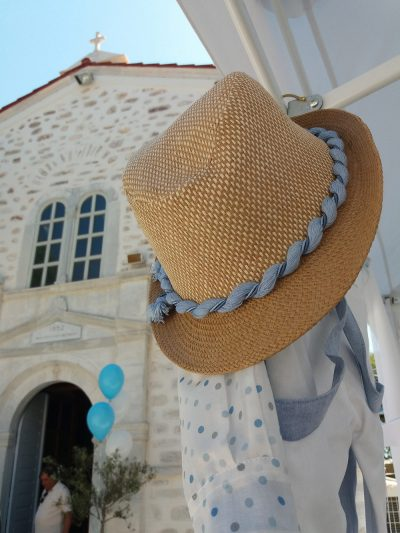 Maragos Crations Vaptisi Hartino Karavaki 112940
