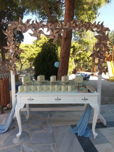 Maragos Crations Vaptisi To Taxidi Xekina 110823