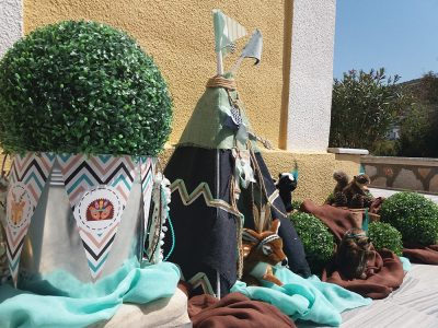 Maragos Crations Vaptisi Zwakia Indianoi 125356